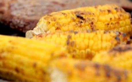 Spicy Grilled Corn by Siba Mtongana (Sweetcorn) @FoodNetwork_UK
