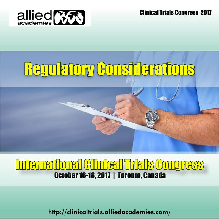 Regulatory Considerations in Clinical #Clinicaltrials in humans are research studies designed to evaluate two or more treatments in human participants. Major concerns in any clinical trial are the protection of study participants' safety and rights and ensuring the accuracy and validity of the data being collected. To ensure that these concerns are adequately addressed in a study, the funding institutions, the institutions where the research actually takes place, and federal and state…