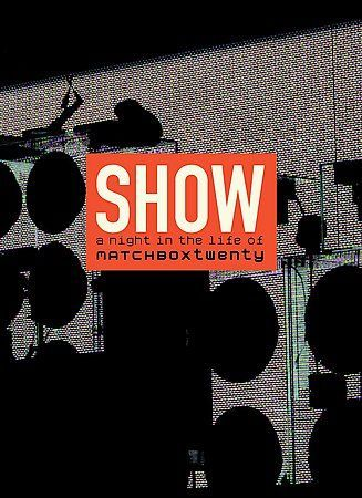 MATCHBOX 20: SHOW: A Night In The Life of Matchbox Twenty (DVD, 2004) NEW/SEALED