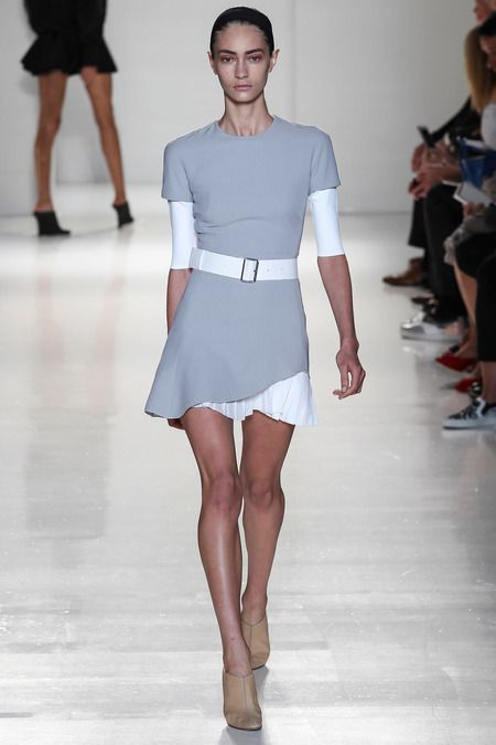 Victoria Beckham, Spring / Summer 2014, New York Fashion Week #NYFW #SS14