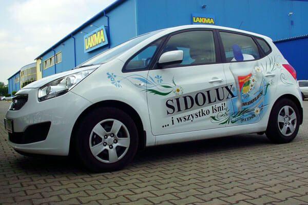 Oklejanie pojazdów. #reklama #druk #oklejanie #samochód