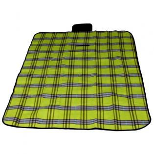 Waterdicht picknickdeken groen - 9,95