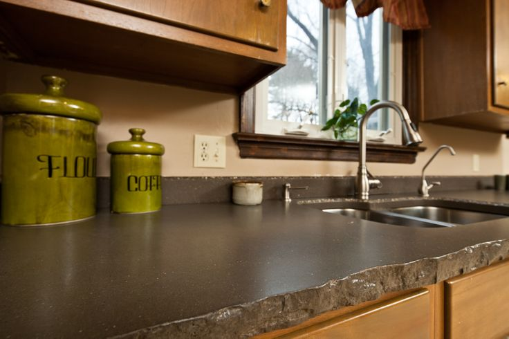 by user rock edge edge profile concrete countertops dreamhome ...
