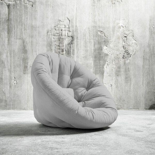 slaapfauteuil-nest-grijs