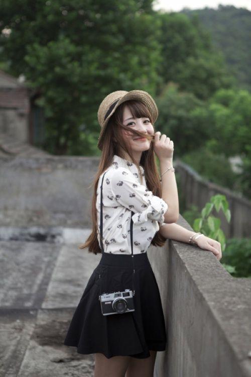 NUEVO post de moda por @SandysAtelier, inspiración y tendencias en faldas tipo skater #fashion #moda #ideas