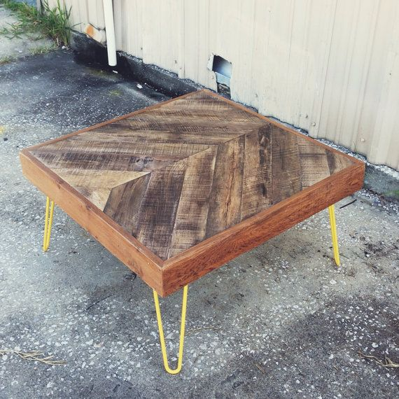 Beautiful New York Loft Reclaimed Wood Coffee Tables: 34 Best Dining Table 40 X 60 Images On Pinterest