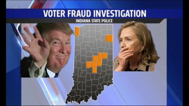 Indiana Police Raid Democrat Connected Voter Registration Project