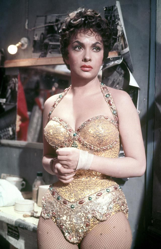 vintage everyday: Gina Lollobrigida: Classic Beauty of the 1950s and the Early 1960s