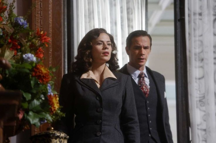 Aug 10, 2016: AM New York: TV's most delightful characters by Emily Schienvar:  Edwin Jarvis from 'Marvel's Agent Carter' The butler for the Stark family (of Iron Man fame), Edwin Jarvis (James D'Arcy) is polished, poised and positively British. Jarvis makes for an excellent sidekick for Peggy Carter, what with his military experience and access to Howard Stark's latest inventions... http://www.amny.com/entertainment/tv-s-most-delightful-characters-1.12146962
