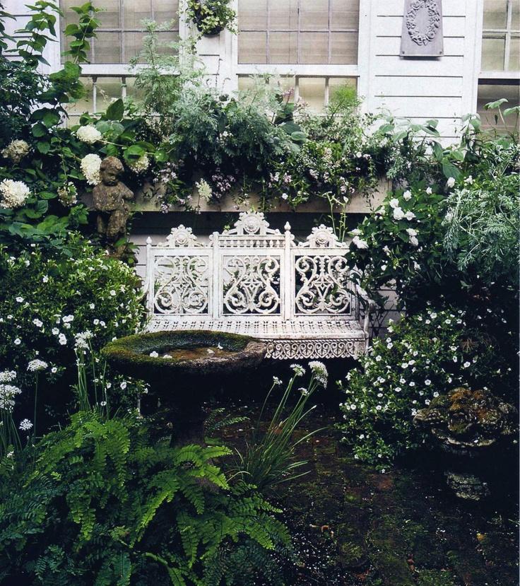 Tell it to your neighbor moon garden for Moon garden designs