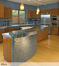 17 best images about bar on pinterest wet bar designs for Mosaic tile bar top