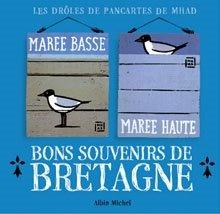 "-""Bons souvenirs de Bretagne""-"