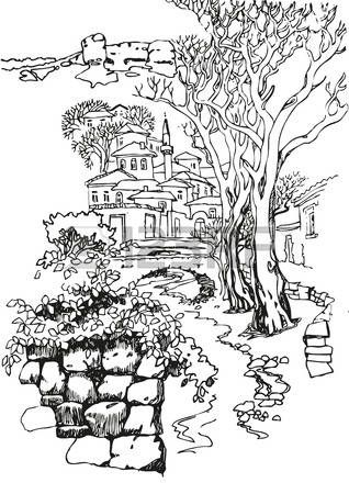 217 best DIBUJOS CASITAS / LITTLE HOUSES images on