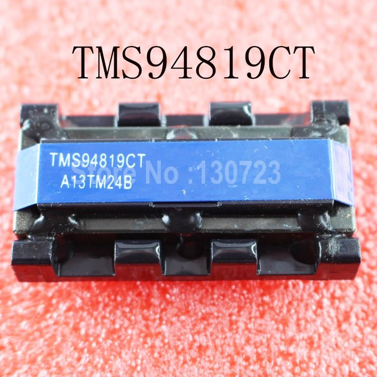 1PSC New original transformer TMS94819CT  TMS94819 94819 boost coil high voltage package