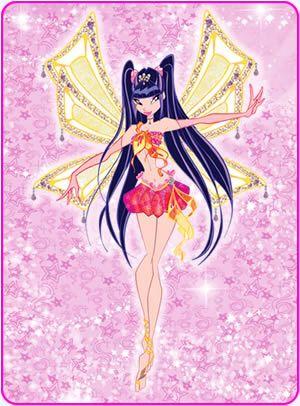 Musa, verdiende haar Enchantix in seizoen 3 aflevering 10.