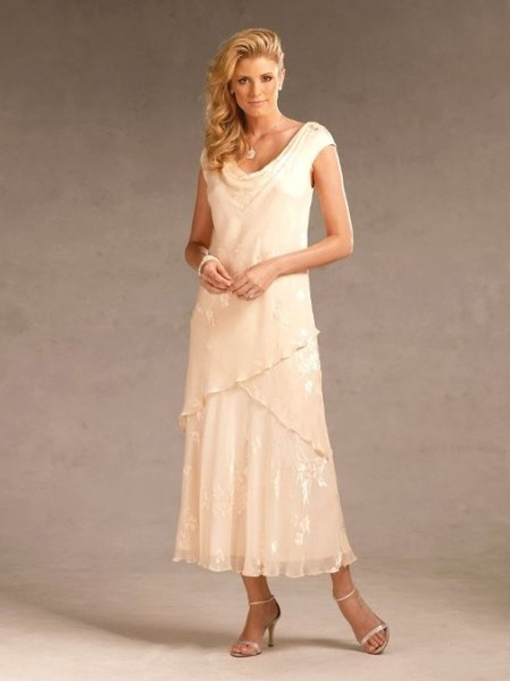 Easy Mother Of The Groom Dresses For Outdoor Wedding