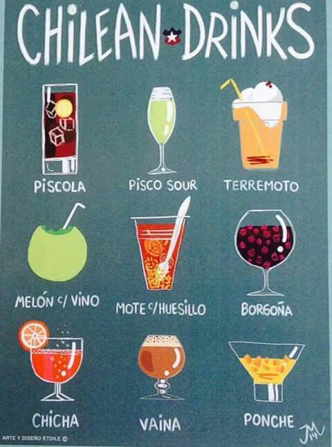chilean drinks