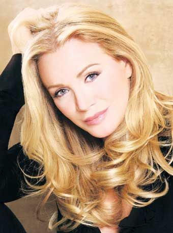 Shannon Tweed ~ Gene Simmons' beautiful wife and the mother of his children.