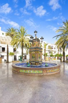 Vejer de la Frontera, Andalusien, Spanien