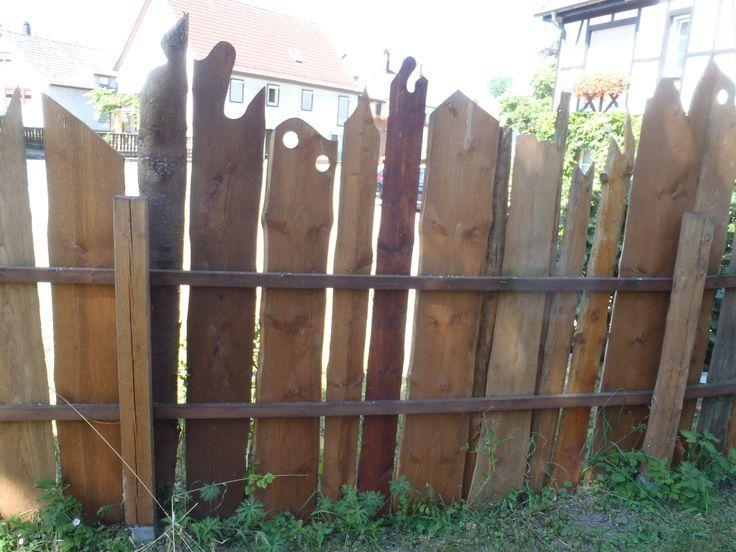 Gartenzaun Holz Bauerngarten ~ 1000+ ideas about Gartenzaun Holz on Pinterest  Garden Fences