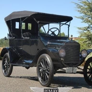 1921 Ford Model T at LeMay - America's Car Museum Tacoma, WA #Kids #Events