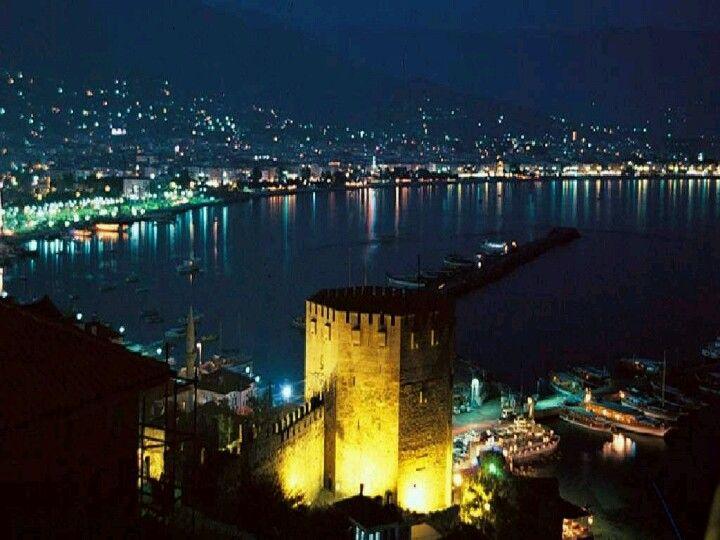 Alanya şu şehirde: Türkiye