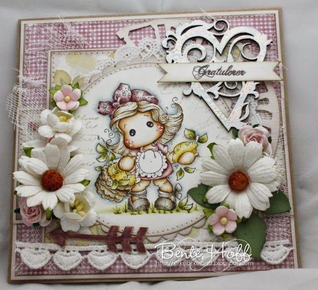 Bente's hobbyblogg: LEMON TILDA