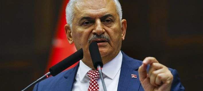 Γιλντιρίμ: Καμιά τρομοκρατική οργάνωση δεν μπορεί να πάρει όμηρο την Τουρκία