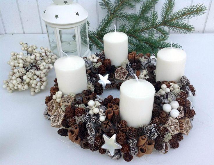 Csináld magad: adventi koszorú Christmas