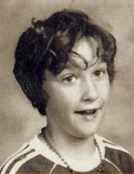 Hollywood star Shia LaBeouf is pictured here aged 13 in his seventh Grade yearbook (1999).