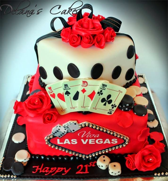 13 Best Images About Vegas Cakes On Pinterest