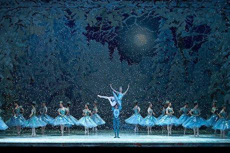 Ballet Casse Noisette Grands Ballets Canadiens de Montréal