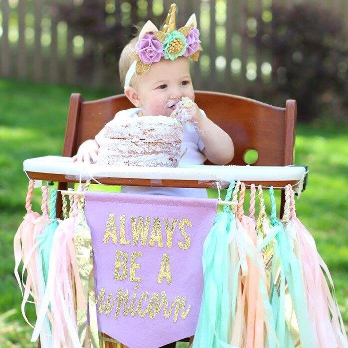 17 Best Ideas About High Chair Banner On Pinterest