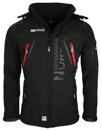 7 Geographical Norway Softshell Jackets for Men
