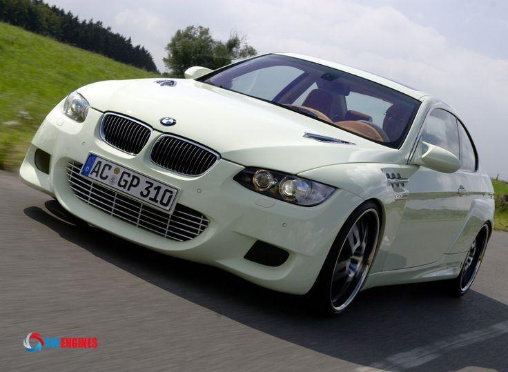 #SWEngines The 2007 BMW AC Schnitzer GP3.10 Concept.