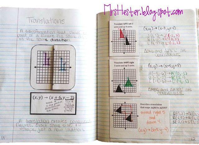 Unit 1: 8th Grade Math