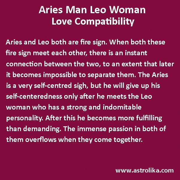Virgo male leo female love compatibility
