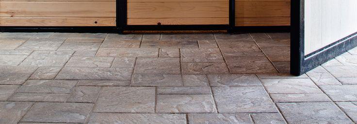 Lafitt Rustic Slab. Belgard PaversPavers PatioPaver DesignsStone ...