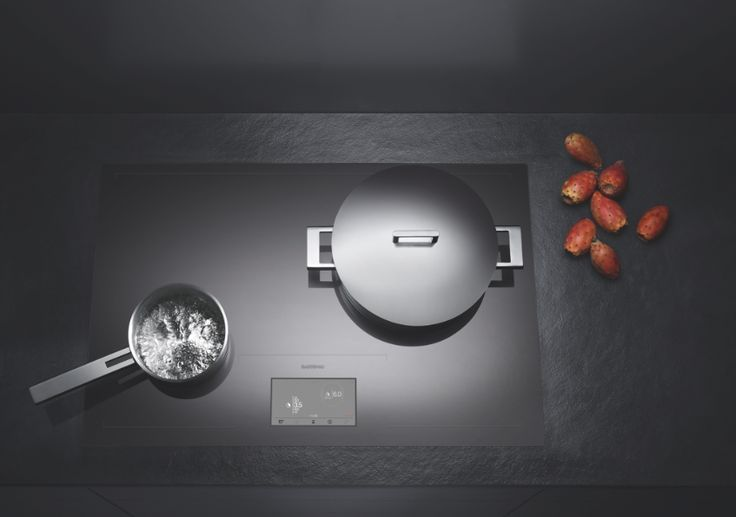 Gaggenau combines advanced technology with sophisticated design, high quality materials and excellent craftsmanship.