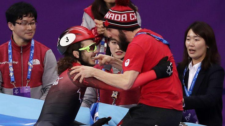 Samuel Girard, Kim Boutin prove Canadian short track's next generation has arrived