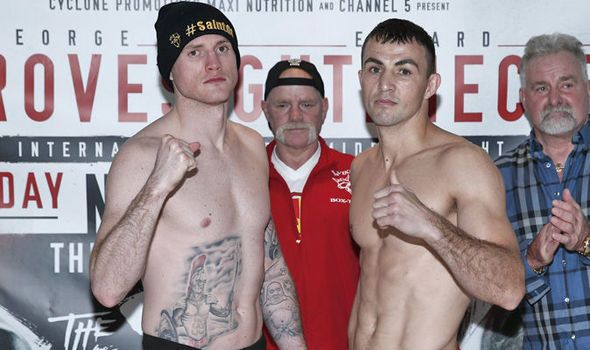 George Groves wants Eduard Gutknecht win to avenge Badou Jack and Carl Froch defeats
