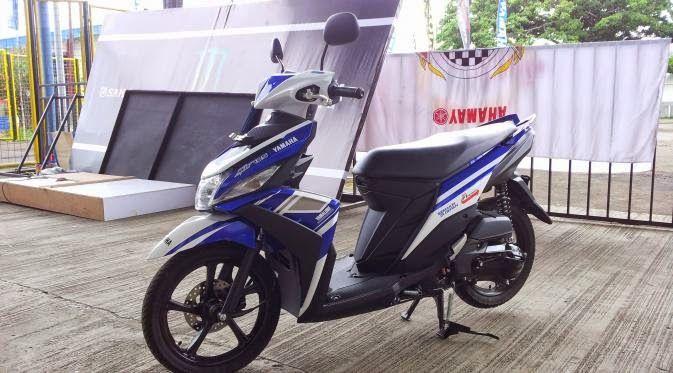 Kehadiran Yamaha Mio Generasi terbaru Blue Core Yamaha sebagai brand kenamaan di Indonesia, pada tahun ini memberikan gebrakan berupa lahirnya teknologi baru yang diklaim memiliki efisiensi bahan bakar yang sangat tinggi. Yamaha Blue Core ( baca juga : Mengenal Teknologi terbaru Yamaha Blue Core ),...