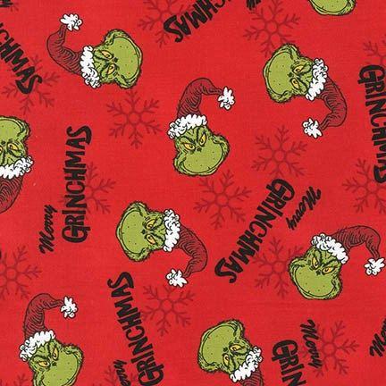 Dr. Seuss How The Grinch Stole Christmas 6 Merry Grinchmas