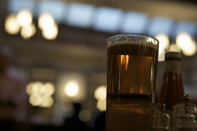 Birthday Drinks at Punch Tavern | 10X10 with tikichris