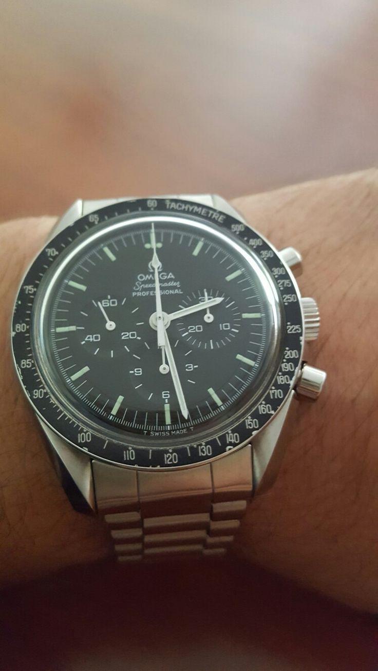 Omega Speedmaster Moonwatch 1974