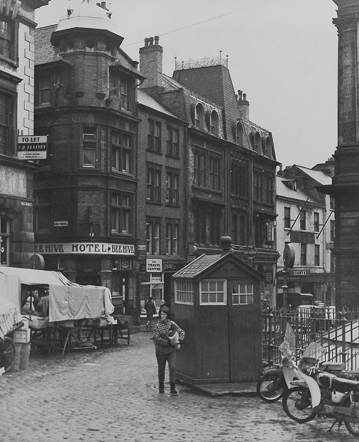 Beehive on the Bigg Market, 1960's