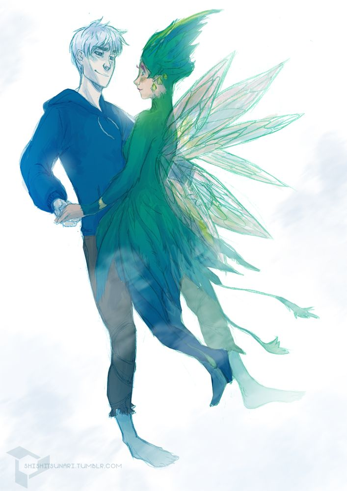 jack frost and tooth fairy fanfiction - photo #16
