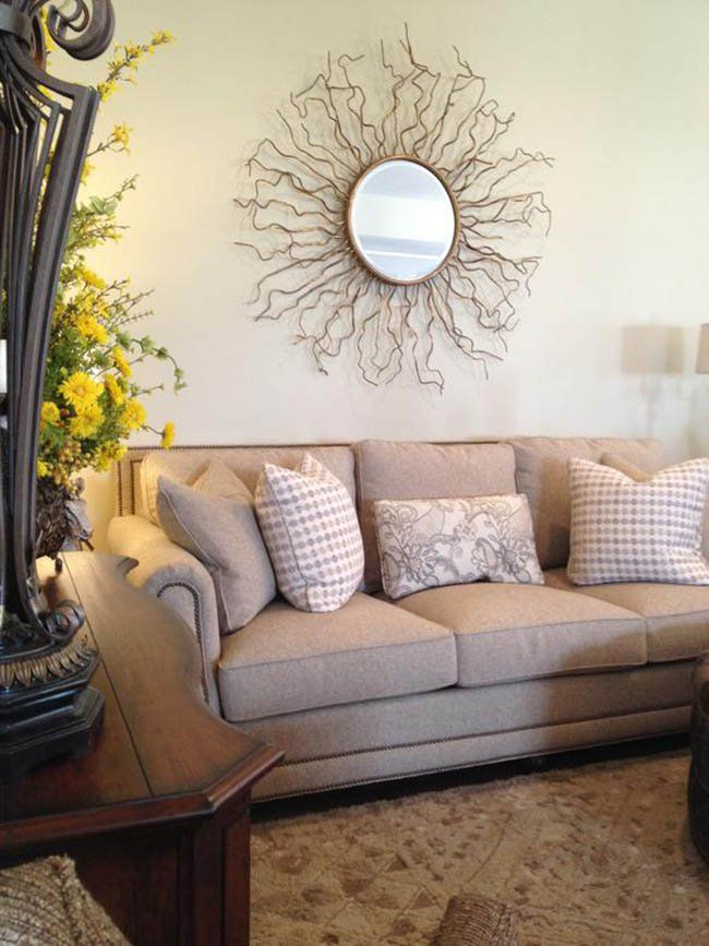 Neutral sofa available at Grolls Furniture Gallery of Easton in Columbus, Ohio. #housetrends https://www.housetrends.com/specialist/Grolls-Furniture-Gallery-Easton