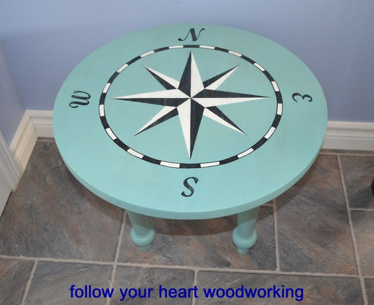 17 Best Images About Compass Rose Tabletop On Pinterest