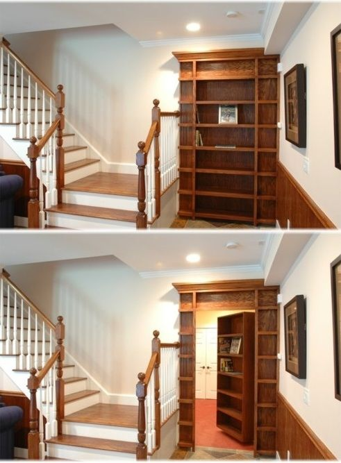 die 25 besten ideen zu versteckte r ume auf pinterest. Black Bedroom Furniture Sets. Home Design Ideas